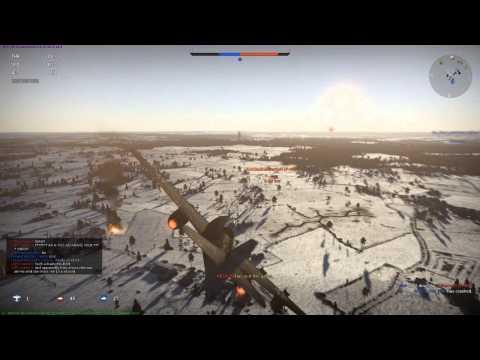War Thunder | ME-262 historical mode