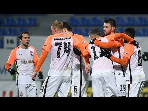 Olimpik 2-4 Shakhtar. Highlights (25/11/2017)
