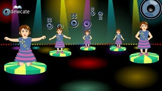 Edewcate english rhymes - Hokey cokey nursery rhyme