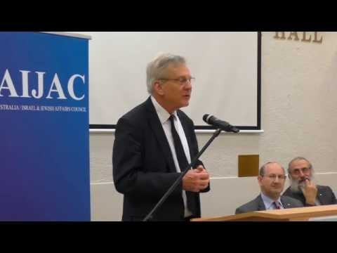 Simon Henderson on Israel's warming ties with Saudi Arabia