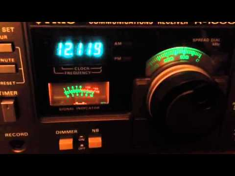 1214 mhz Radio Dialouge - Transmitter Talata-Volonodry (Madagascar)