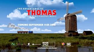 The Adventures of Thomas the Really Useful Movie is Coming September 11th, 2016 FAKE