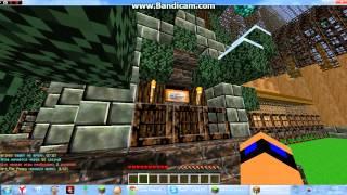 На minecraft 1 6 2 голодные игры на пиратку