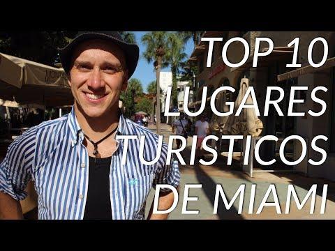 10 LUGARES DE MIAMI QUE DEBES CONOCER! - Oscar Alejandro
