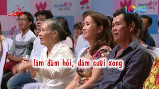 Bà nội U90 'chất chơi' khi theo cháu gái tham gia Bạn Muốn Hẹn Hò để xem mắt chàng rể tương lai