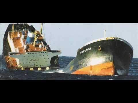 Acidentes - navios