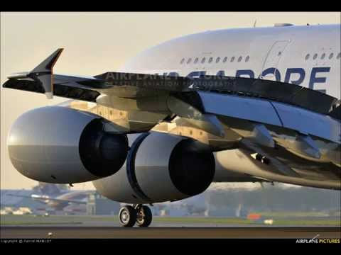 Emirates A380 VS Singapore Airlines A380 VS Malaysia Airlines A380
