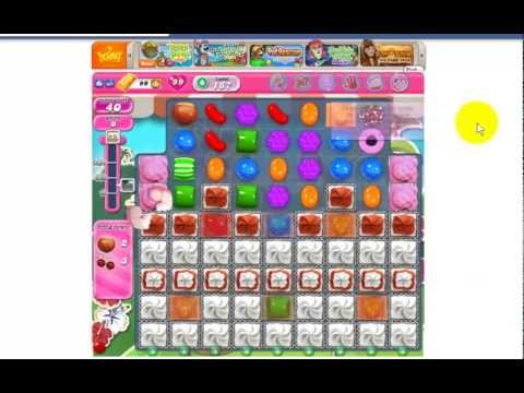Candy Crush Saga Cheat PlugIn Firefox Extension