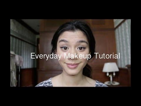 Everyday Makeup Tutorial (A Filipina)