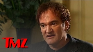 Quentin Tarantino 'Django Unchained' Interview -- FLIPS OUT on Reporter