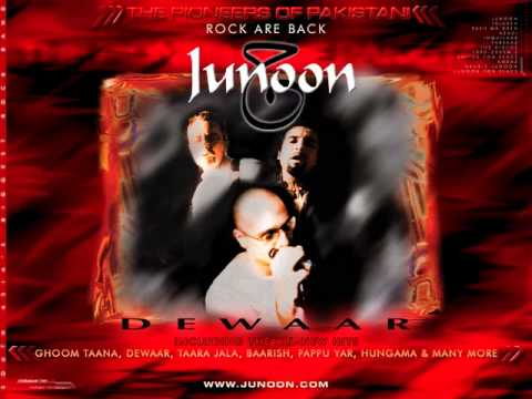 Junoon-Ghoom Tana (with lyrics karaoke) HQ