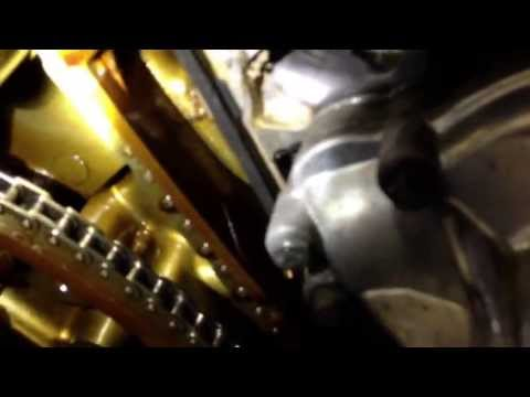 Jaguar 4.0L AJ8 V8 Timing Chains and Tensioner Part 1