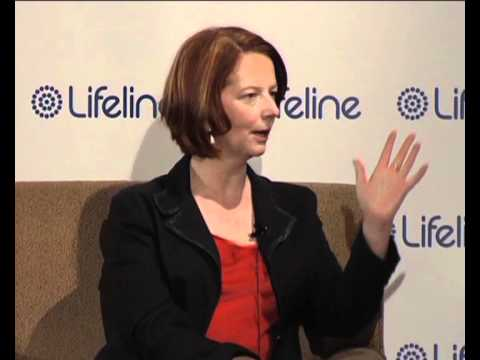 Andrew Denton interviews Prime Minister Julia Gillard on mental and wellbeing in the Australian political landscape. The interview is funny and insightful, a...