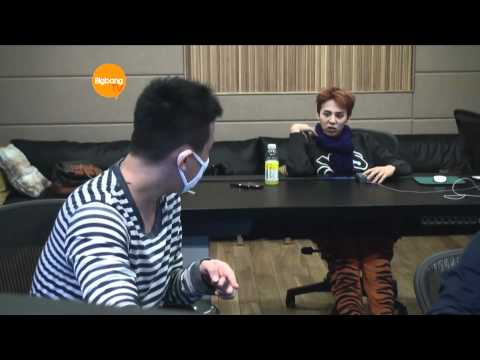 BOM Working with GD & TOP! [HD] [ENG] Music Videos