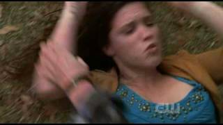 Brooke and Peyton Fight 4x15 (French)