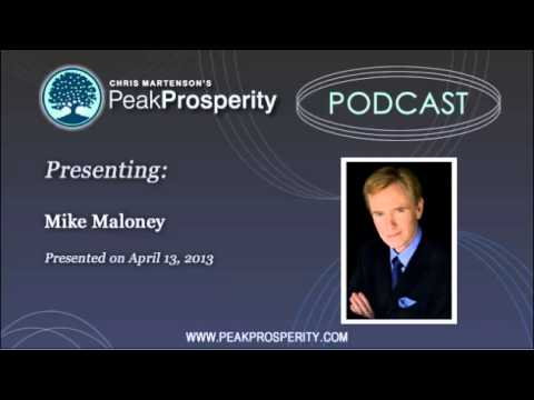 Mike Maloney: Today's Low Gold & Silver Prices Are Not Realistic