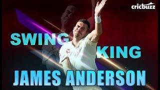 James Anderson enters 500-wicket club