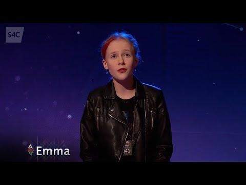 Emma | Chwilio am Seren | Junior Eurovision 2019 | Cymru | Wales