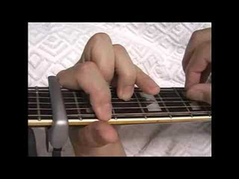 How to play ANJI (Paul Simon version)