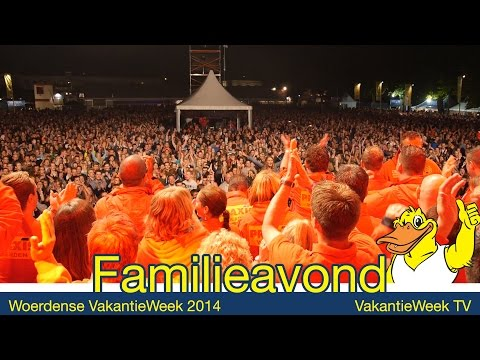 Familieavond Woerdense Vakantieweek 2014