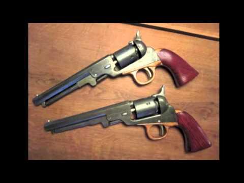 Colt 1851 navy Replica ( cap gun )