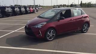 2018 Toyota Yaris SE Review