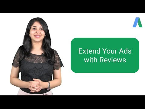 Extend Your Ads with Reviews - AdWords In Under Five Minutes
