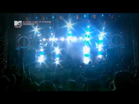 30 Seconds To Mars   Live In Malaysia 2011 HD 720p Music Videos