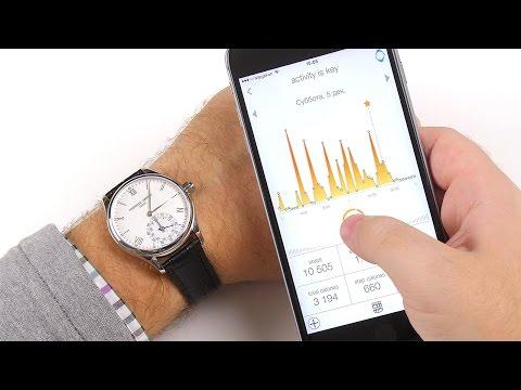 Бюджетные умные часы Frederique Constant для iPhone