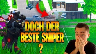 Bin Ich DER BESTE DEUTSCHE PS4 SNIPER 2.0 ?😂💥 | Fortnite Battle Royale