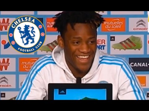 Chelsea's Michy Batshuayi: 'Why Would I Sign For The Spurs Bottlers!?'*