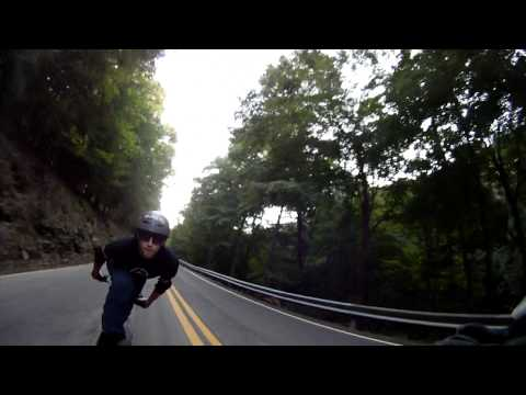 Incline Longboards Sessions: Tomlinson