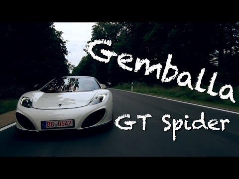 Gemballa Mclaren GT Spider