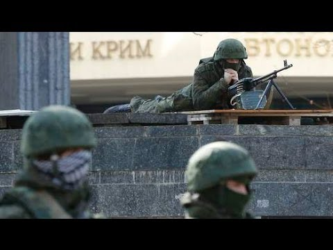 Putin Asks Russia's Senate to Use Military Force in Ukraine