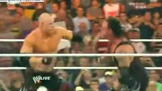 Kane and Nexus vs The undertaker.wmv