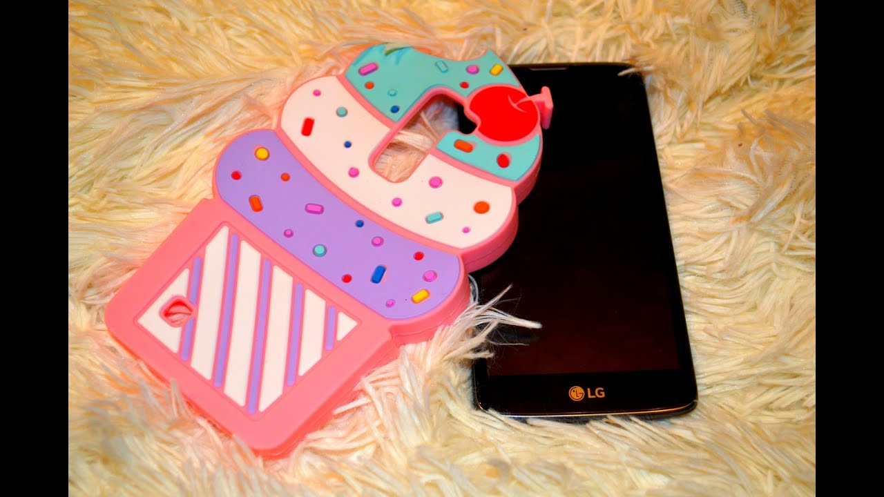 Чехлы и защитные пленка для LG G2 mini d618 21