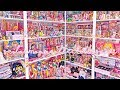 Sailor Moon Collectibles: Toy Collection Room Tour 2018
