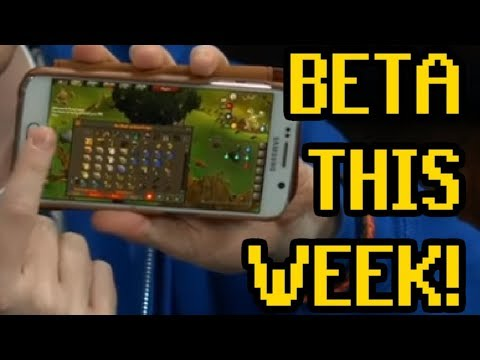 OSRS MOBILE THIS WEEK! (RuneScape Mobile Beta Info and Updates)