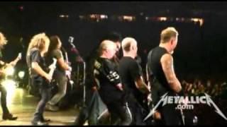 Watch Metallica Overkill video