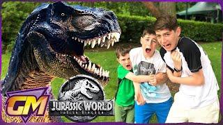 Jurassic World - Kids Parody