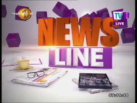 news line tv1 29th m|eng