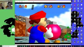 August 18th Stream (Super Mario 64)