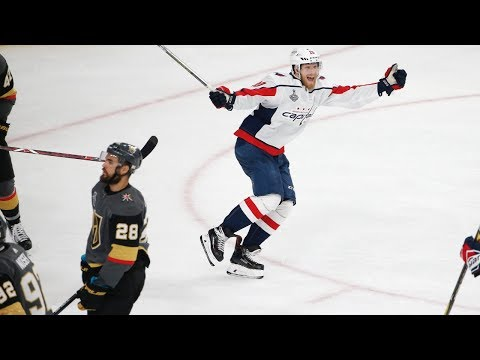 Washington Capitals vs. Vegas Golden Knights | 2018 Stanley Cup Finals Game 5 Highlights