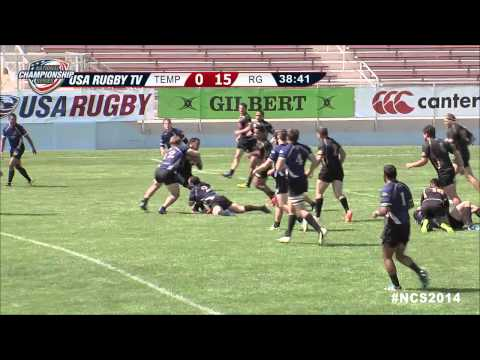 Men's DII Club Championships - Rocky Gorge vs. Tempe Old Devils