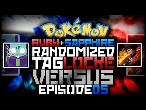 Pokémon Ruby & Pokémon Sapphire Randomized Versus Taglocke!! - Ep 5 video