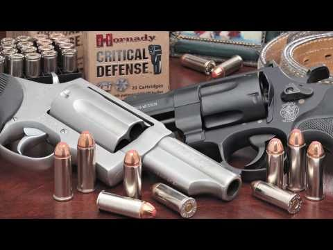 Critical Defense 2011 Product Overview from Hornady