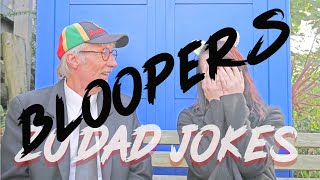 20 (UN) FUNNY DAD JOKES - BLOOPERS!