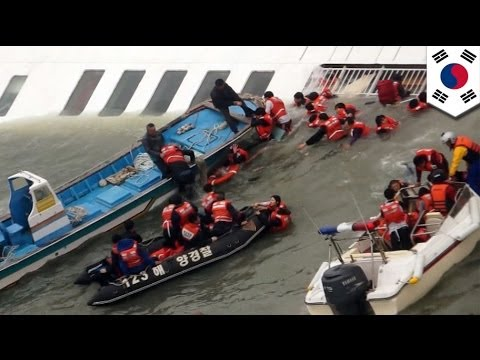 Korea ferry disaster: Could there be survivors in air pockets?