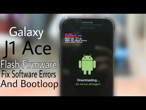 Unbrick Samsung Galaxy J1 Ace J100H / Flash Stock Rom or Firmware