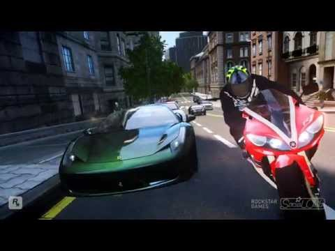 Gta Iv - My Cars 2013